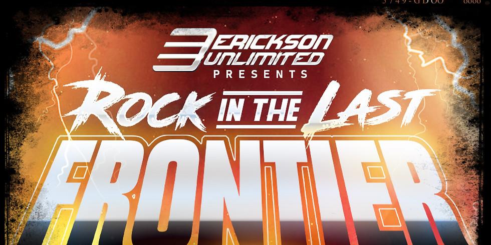 Rock in the Last Frontier Festival // Fairbanks, Alaska