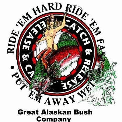 Ride 'Em Hard T-Shirt