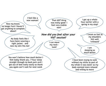Amazing feedback testimonials