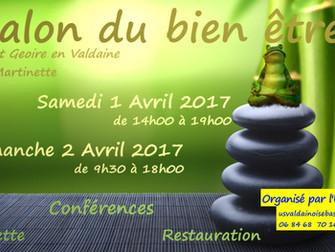Salon du Bien-Etre en Val d'Ainan