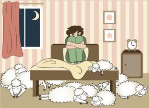 La réflexologie et l'insomnie