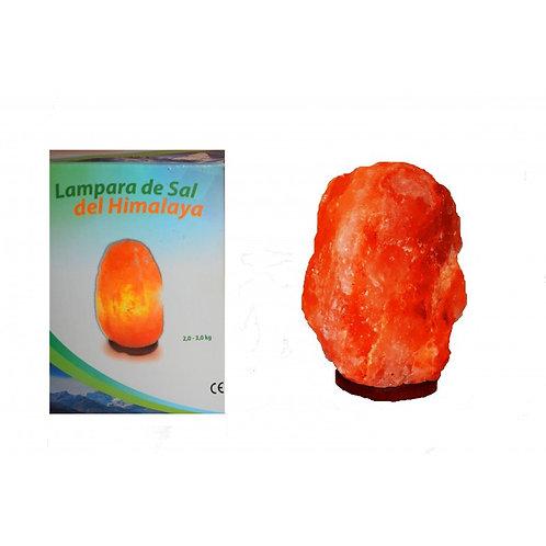 Lampe de pierre de sel