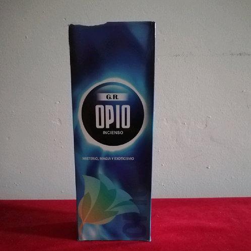 bâton d'encens opium