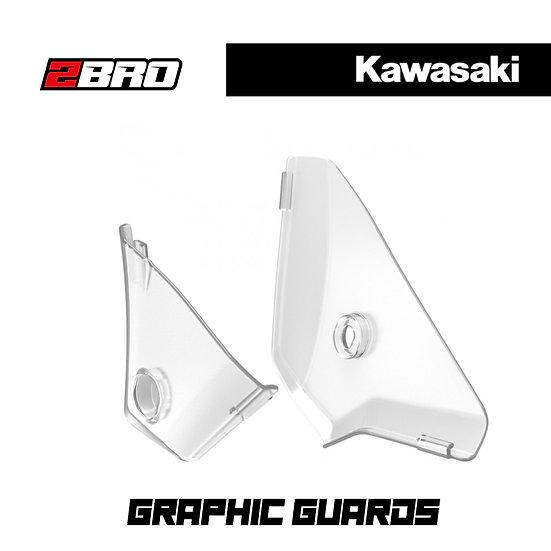 GRAPHIC GUARDS - KAWASAKI