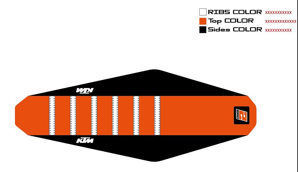 HOUSSE DE SELLE - KTM