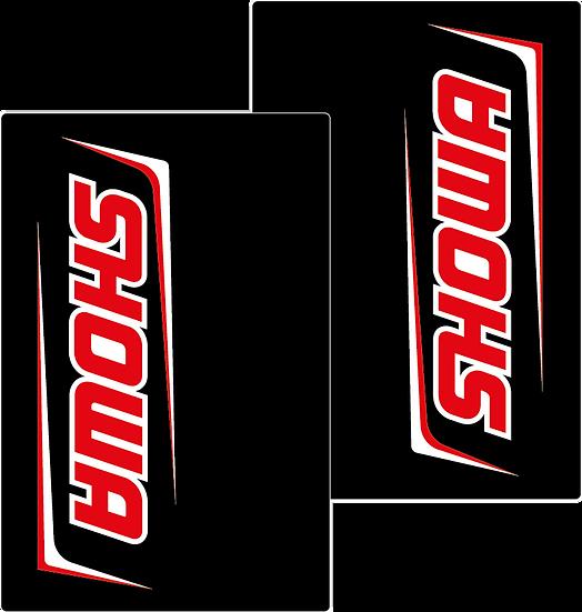 Stickers Fourches - SHOWA