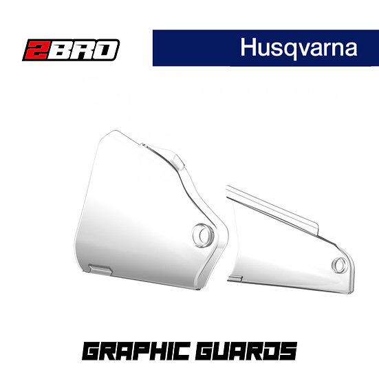 GRAPHIC GUARDS - HUSQVARNA