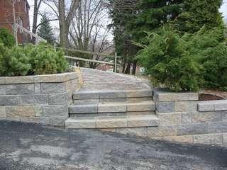 Versa-loc Wall, Steps and Pavers