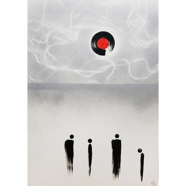 Creators trip 9 - Black sun