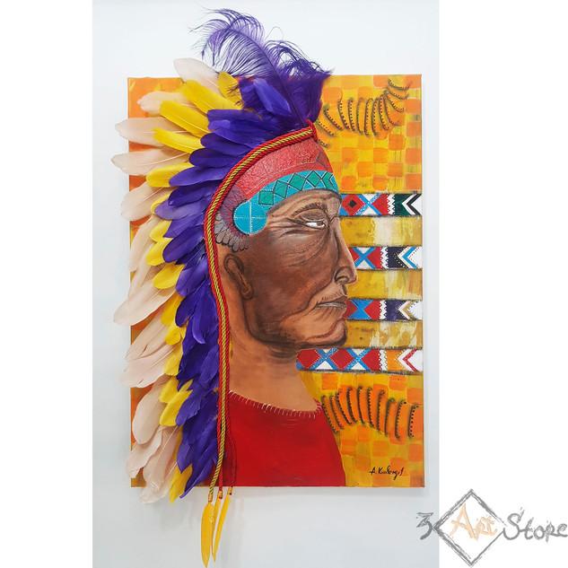 Camanche chief