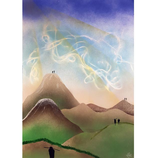 Creators - trip 3 - mountains