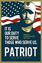 It is our duty to serve those who serve us