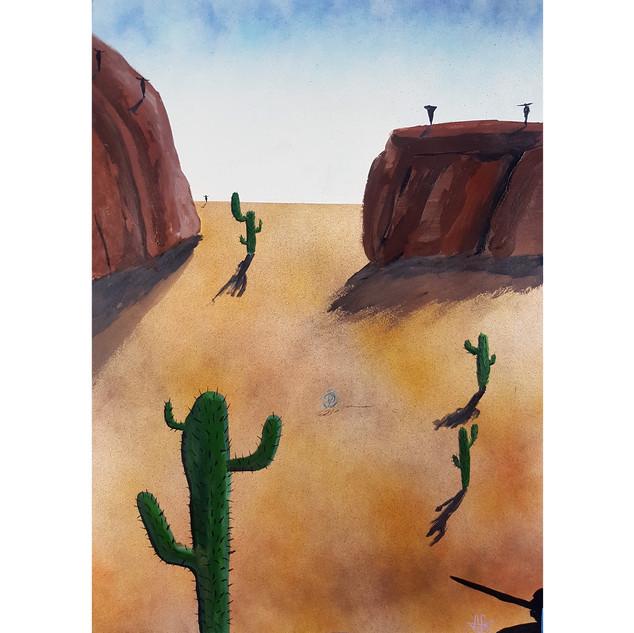 Creators - trip 1 - desert