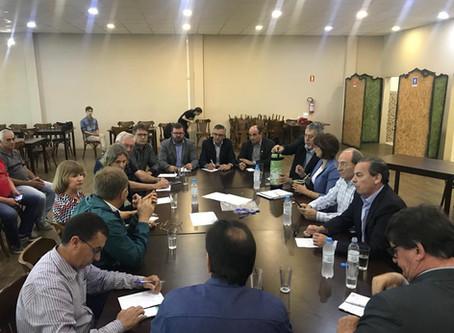 Aliança Rio Grande debate BR-116 em Cristal