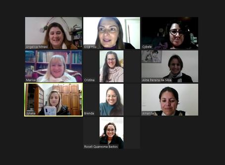 Núcleo da Mulher Empreendedora realiza reunião virtual