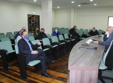 Câmara de Comércio realiza primeira reunião da nova diretoria