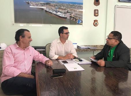 Câmara de Comércio e SUPRG realizam reunião