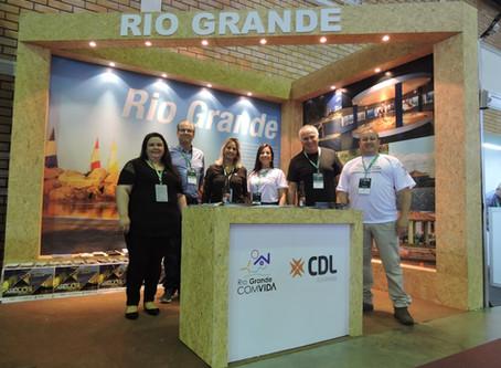 CDL Rio Grande participa do Festuris em Gramado