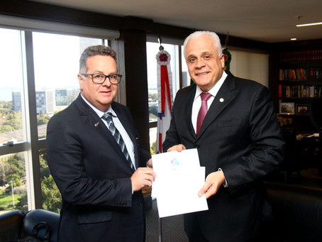Everton Pereira de Mattos é reeleito presidente da OAB Subseção Rio Grande