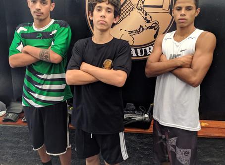 Atletas rio-grandinos disputam torneio de Boxe em Canoas