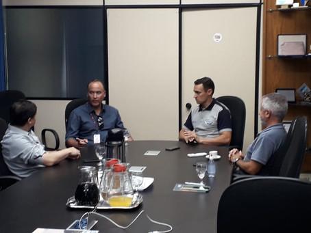 CDL Rio Grande debate roubo de fios