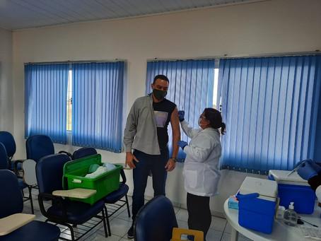 COOTRACAM Rio Grande vacina caminhoneiros cooperados