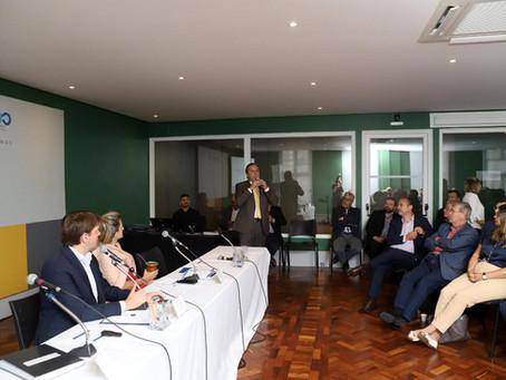 Bacchieri fala sobre união regional