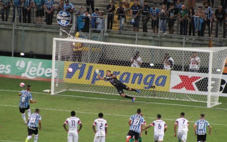 São Paulo sofre derrota para o Grêmio