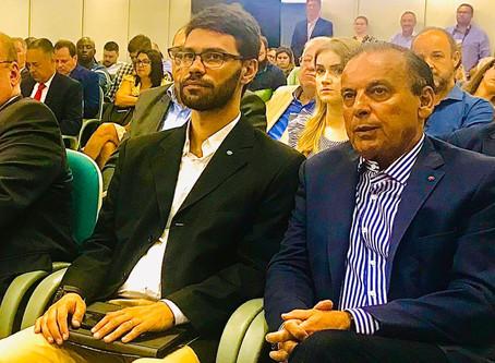 Vice-presidente da Federasul participa de evento da Secretaria de Logística e Transportes