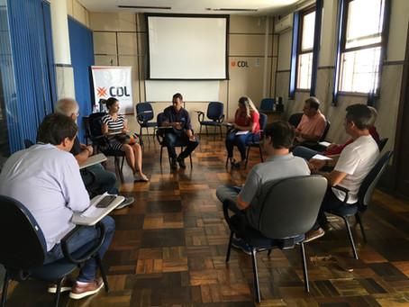 CDL Rio Grande realiza reunião sobre Coronavírus