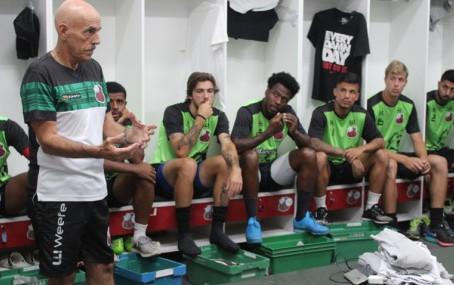 Ernesto Guedes é o novo técnico do São Paulo