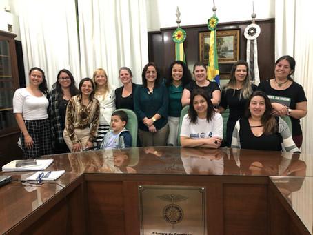 Núcleo da Mulher Empreendedora realiza reunião quinzenal