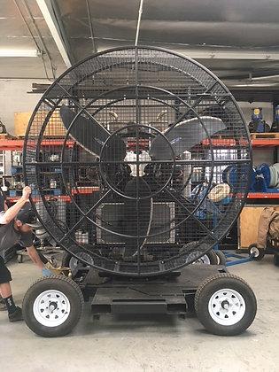 LS Chevy Gas Fan