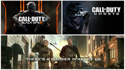 Call OF Duty Collage