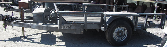 Trailer-Double Axle