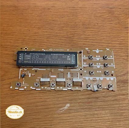 Technics SL-PJ26 - Display board