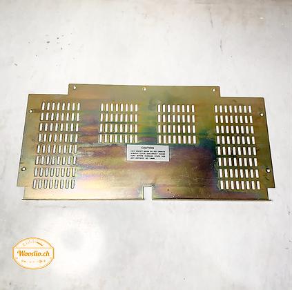 Revox A76 - Upper part of the metal case