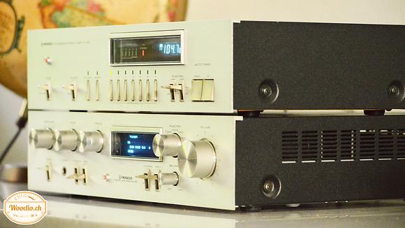 Pioneer SA-610 & TX-710L