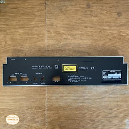 Denon DCD-1015 - Back panel