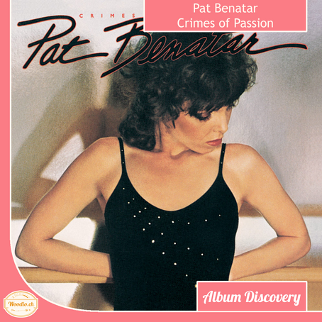 Pat Benatar - Crimes of Passion