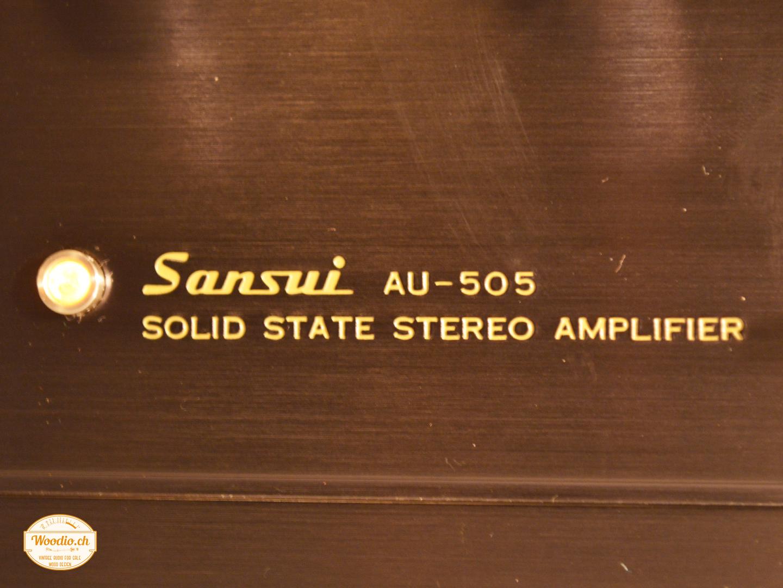 SANSUI AU-505