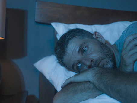 Insomnia qualifies for mental health treatment plans