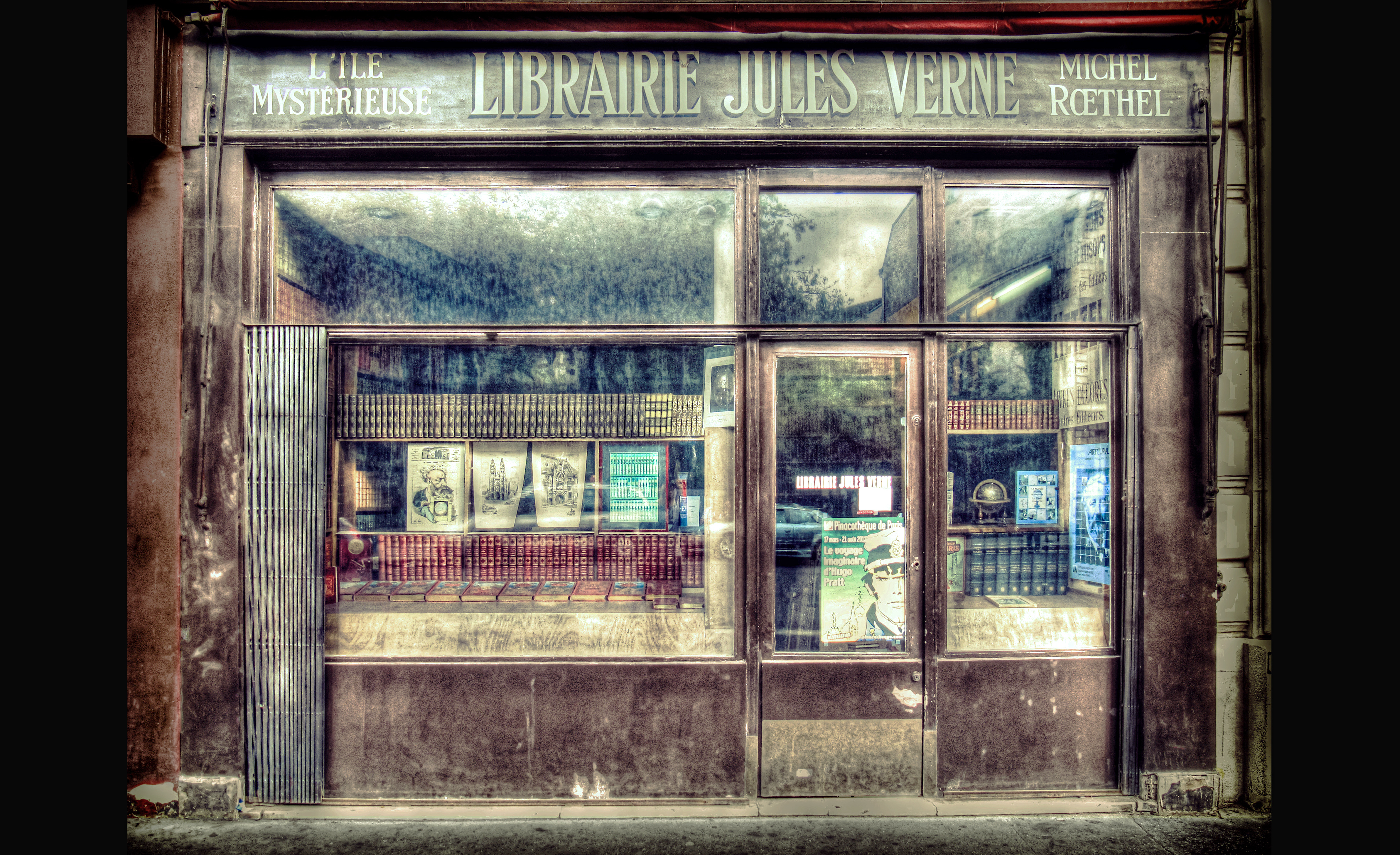 Librairie Jules Verne