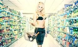 Supermarktmodel