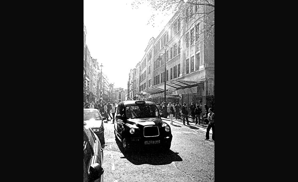 A London Cab