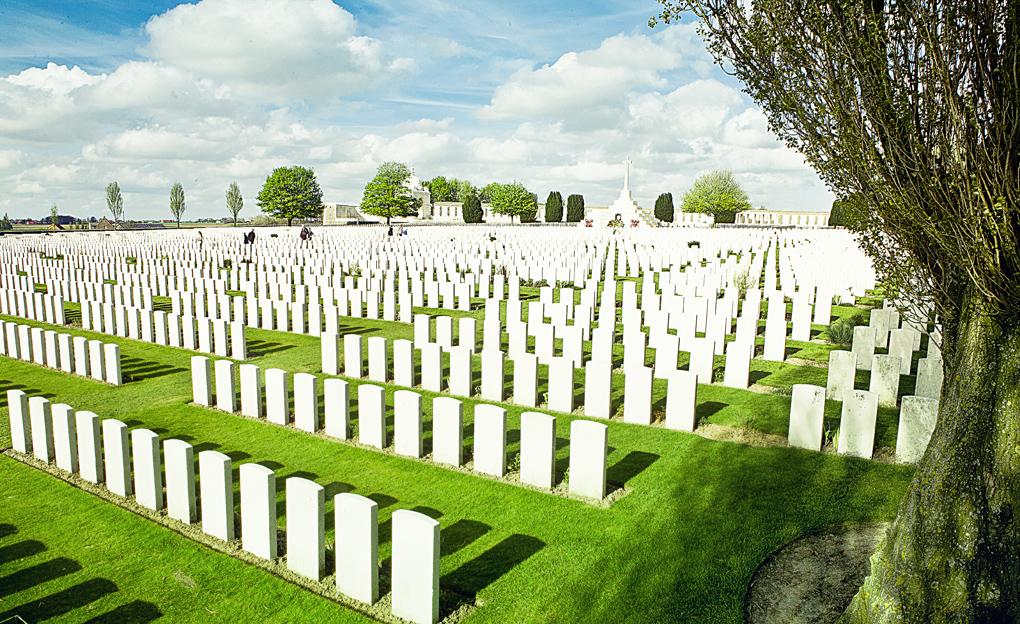 Militair kerkhof