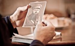 portret id hand