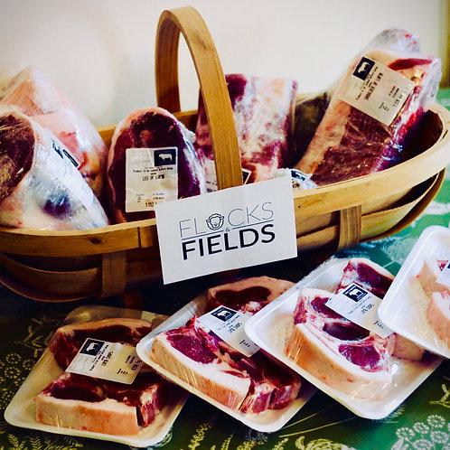 Pre-Order Half Lamb Box