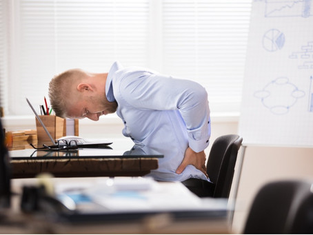 Is Your Home Office Causing Your Back and Neck Pain?