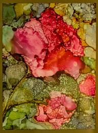 Linda Frankenstein: Rose after Rain